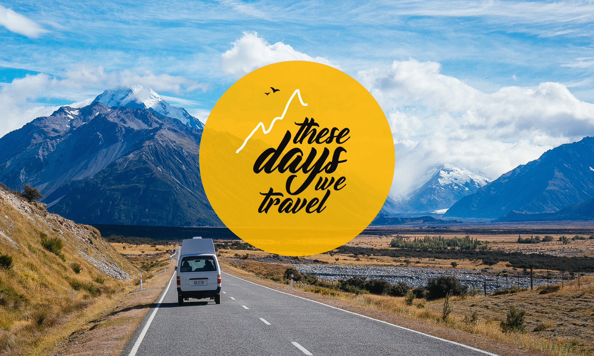these days we travel